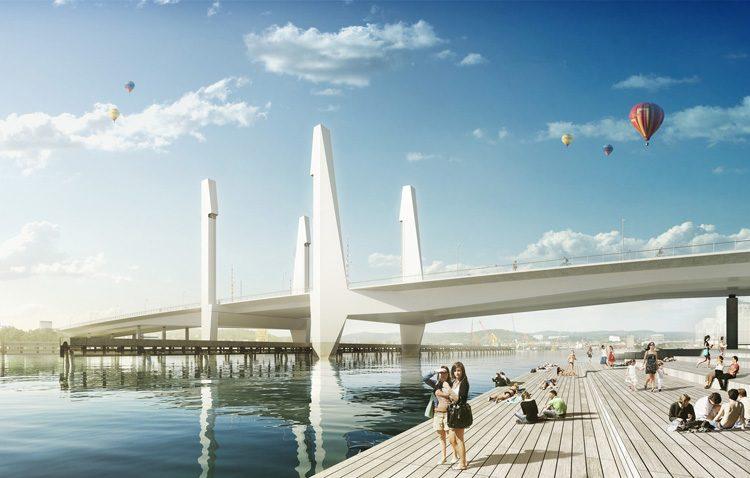 La empresa utrerana Tecade fabricará un nuevo puente para Suecia