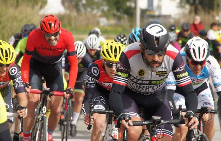 El C.D. Teambike Utrera estrena la temporada con cuatro podios