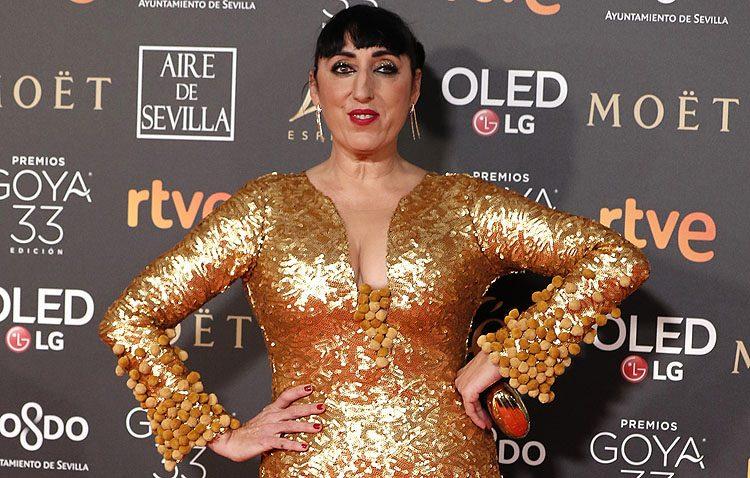 Alejandro Postigo lleva la moda utrerana a los Premios Goya