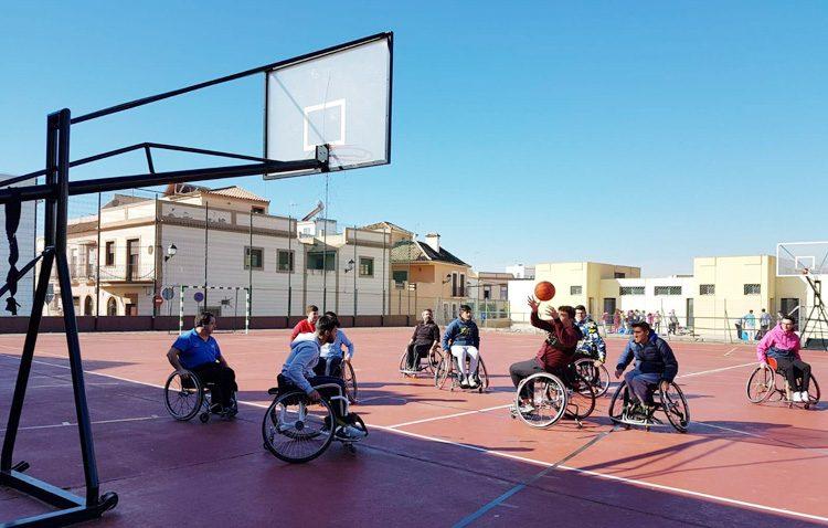 Apdis organiza una jornada de sensibilización a los jóvenes a través del deporte