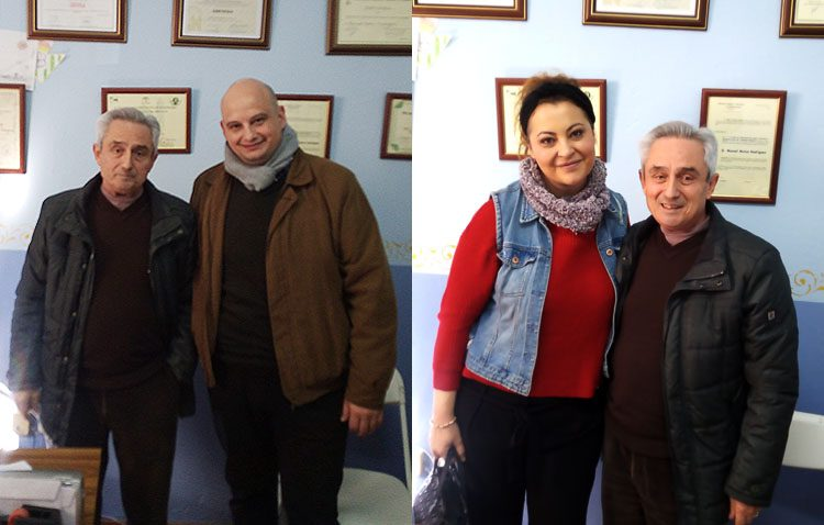 IU-Utrera promete a la asociación contra el cáncer ampliarle las ayudas en caso de gobernar tras las elecciones