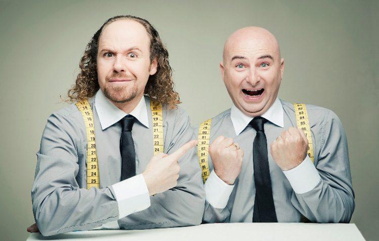 Humor en clave de clown con «Mejor… es posible» en el teatro de Utrera