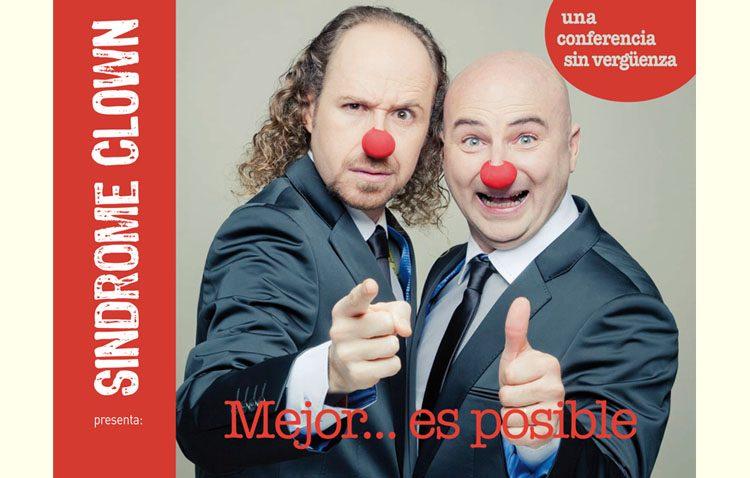 Humor para comenzar el fin de semana en Utrera con el espectáculo «Mejor… es posible»