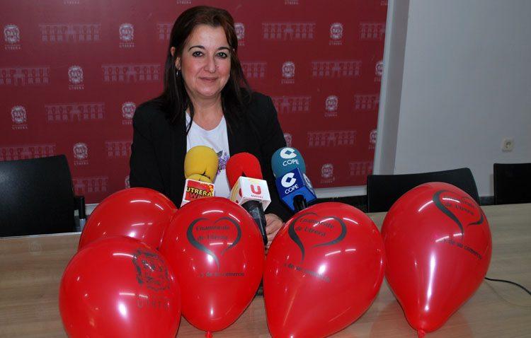 Una campaña por San Valentín para «enamorarse de Utrera y de sus comercios»
