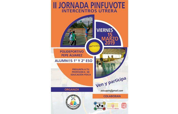 Jornada de pinfuvote «Intercentros Utrera»