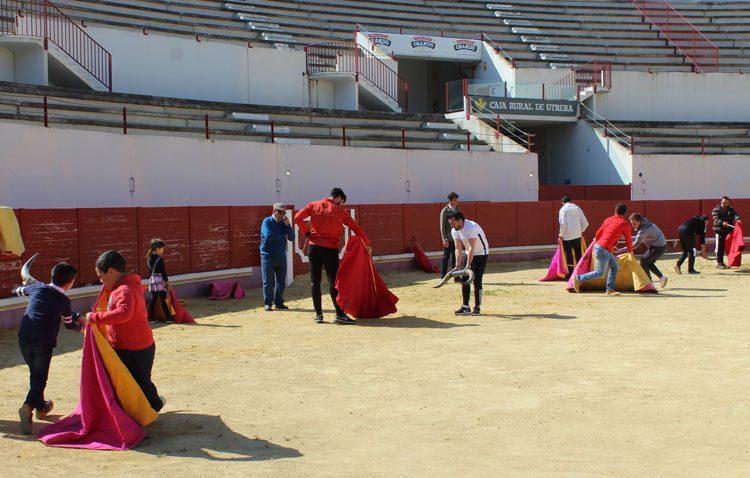 La nueva escuela taurina de Utrera recibe el respaldo definitivo de la Junta de Andalucía para su puesta en marcha