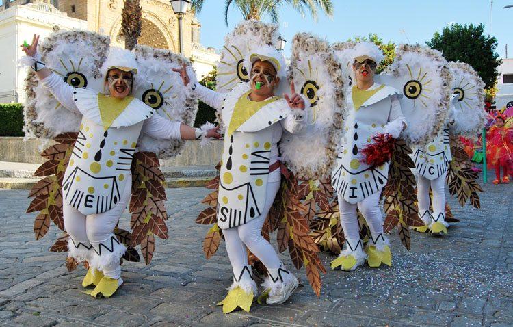 El concurso de disfraces del carnaval de Utrera repartirá más 4.000 euros en premios