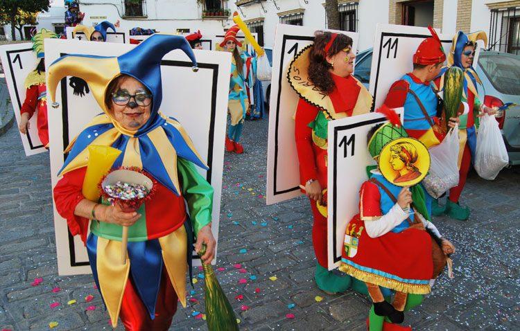 Un fin de semana repleto de actividades en Utrera con motivo del carnaval