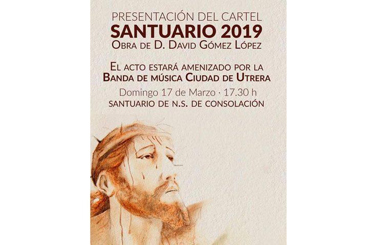 Presentación del cartel «Santuario» de los Muchachos de Consolación y concierto de la banda «Ciudad de Utrera»