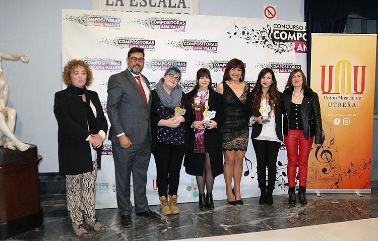 El concurso de compositoras entrega los premios de su primera edición