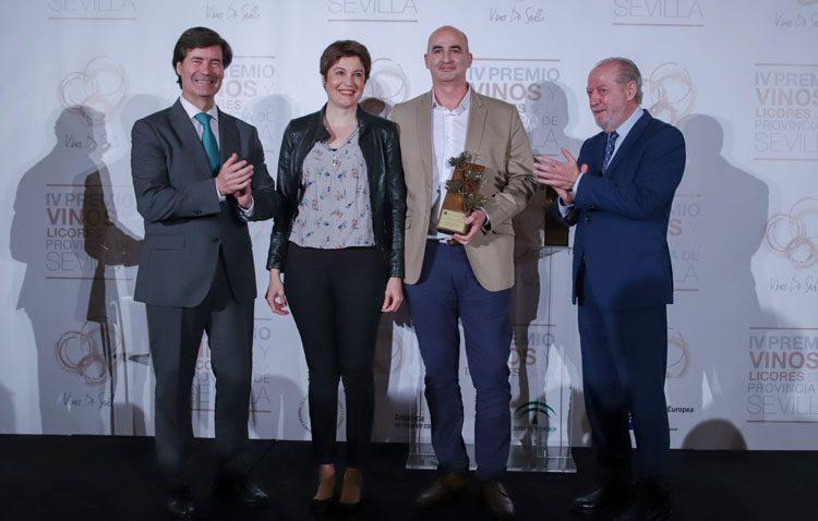 «El premio a 'Elixir de canela La Flor de Utrera' es una muestra de estar haciendo las cosas bien»