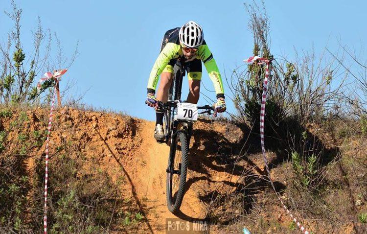 El equipo ciclista utrerano «Jip Carbono» finaliza el circuito de Sevilla BTT Rally