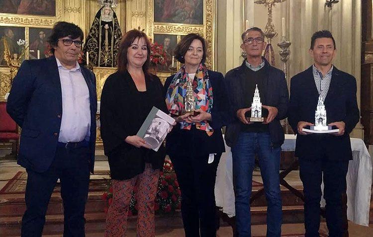 Una reedición del libro sobre las campanas de Utrera a beneficio de esta histórica tradición local