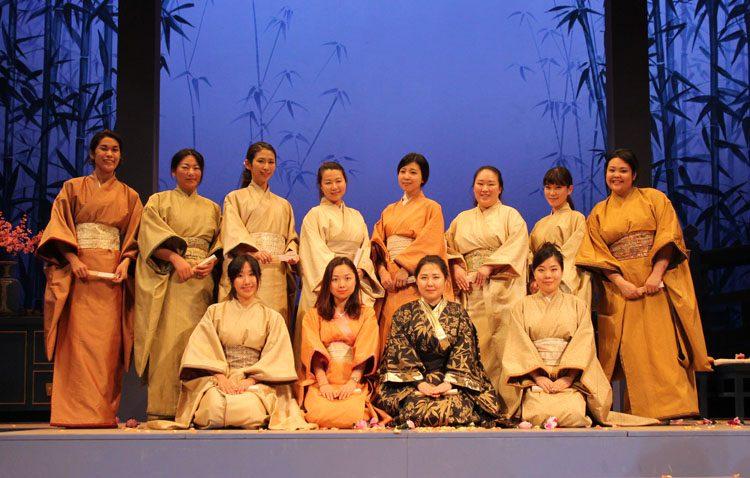 La ópera regresa esta semana a Utrera con una «Madama Butterfly» que ya ha vendido todas sus entradas