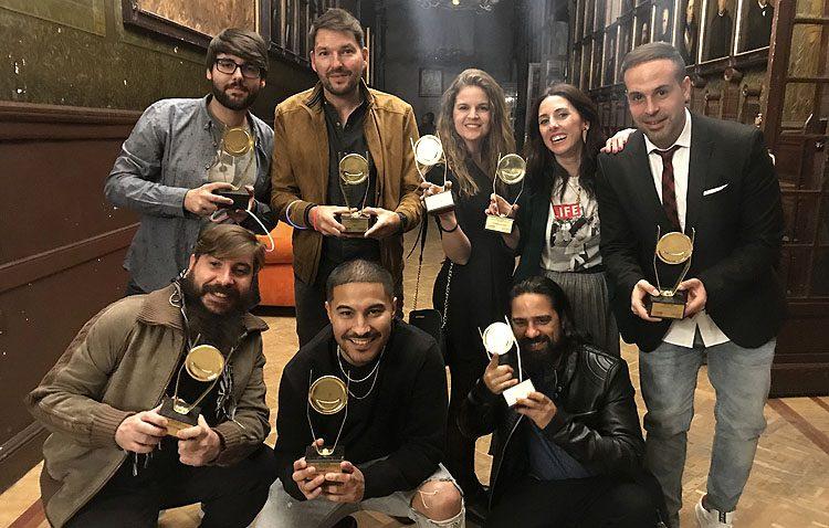 La agencia utrerana de publicidad MarujaLimon logra ocho premios en el Festival Internacional de la Publicidad y el Humor
