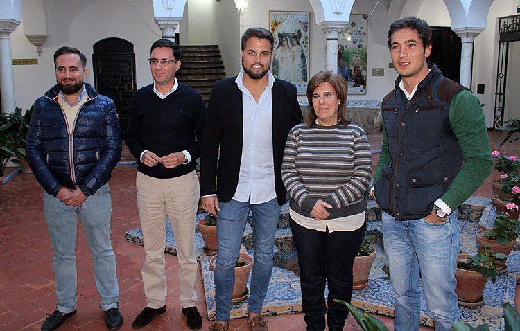 El PP de Utrera inicia su renovación presentando un nuevo candidato a la alcaldía