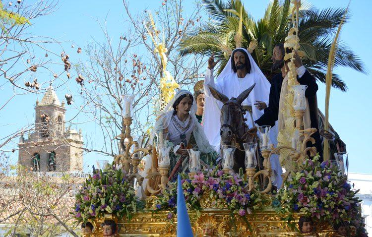 Cambio musical en la Borriquita para 2020 tras no renovar la Trinidad con la banda de la Vera-Cruz