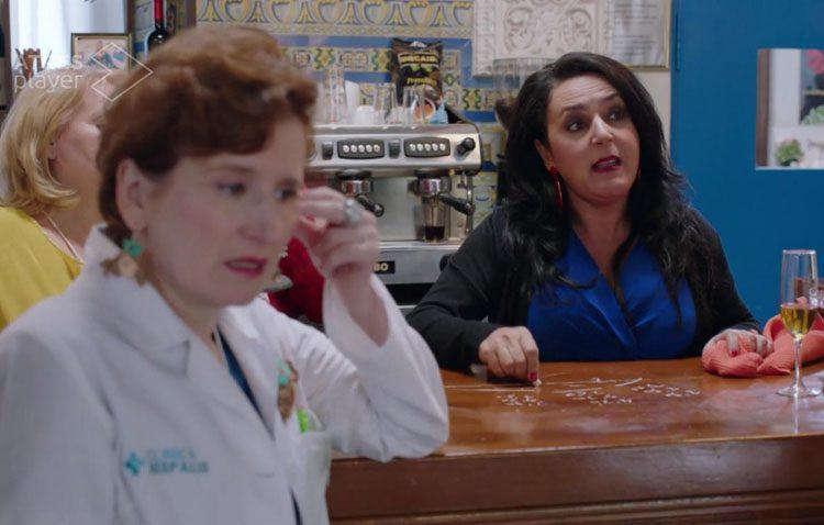 La empresa utrerana Cafés Macaibo vuelve a la televisión nacional con la serie «Allí abajo»