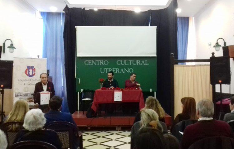 Un acto literario en el «Casino» para celebrar en Día del Libro