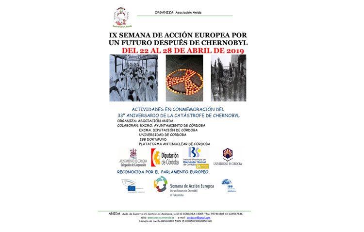Una conferencia de expertos hablará en Utrera sobre la catástrofe de Chernóbil