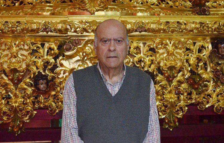 Diego Jiménez García, nuevo hermano mayor de los Gitanos