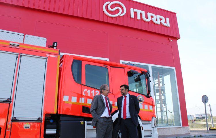 La multinacional Iturri ampliará sus instalaciones en Utrera con un centro logístico para dar servicio a Europa occidental