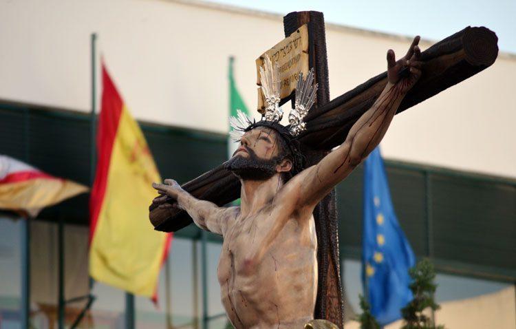Los Muchachos de Consolación celebran los cultos anuales en honor al Cristo del Perdón