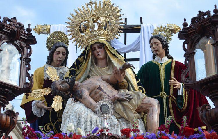 El Consejo de Hermandades de Utrera suspende el vía crucis de Cuaresma