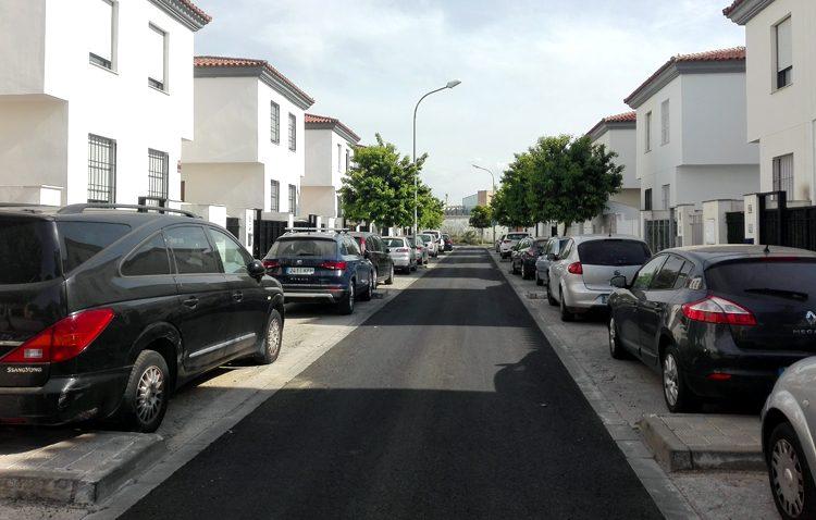 El problema de aparcamiento en Vistalegre, La Coduva y Los Ruedos de Consolación lleva a impulsar un cambio en el PGOU