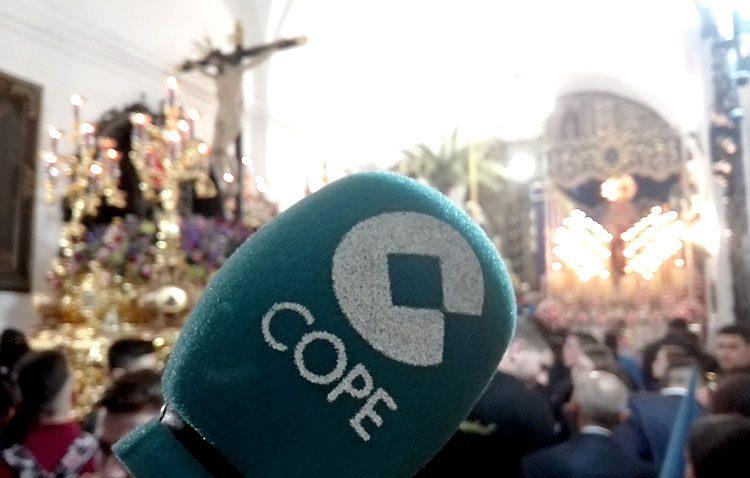 «Semana Santa en la Campiña» ofrece dos programas especiales en COPE Utrera (98.1 FM) para hacer balance de estos días cofrades