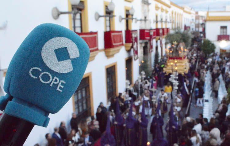 Toda la Semana Santa en directo, un año más, con «El transistor cofrade» de COPE Utrera (98.1 FM)