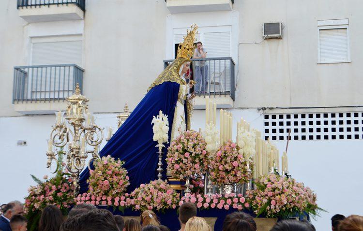 La Virgen de la Estrella protagonizará una procesión extraordinaria para visitar la barriada El Tinte