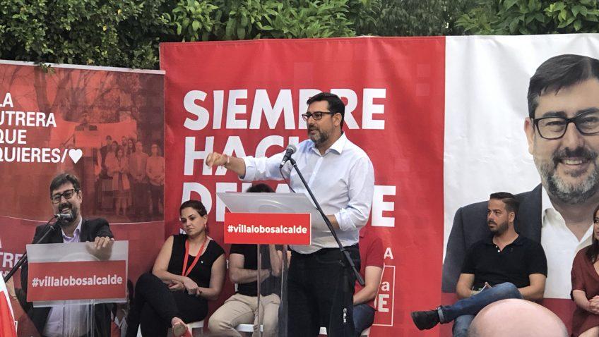 ELECCIONES 2019:José María Villalobos seguirá apostando por el empleo como principal factor de progreso