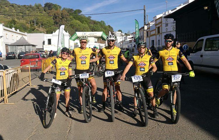 Nuevos podios para el equipo ciclista «Jip Carbono»