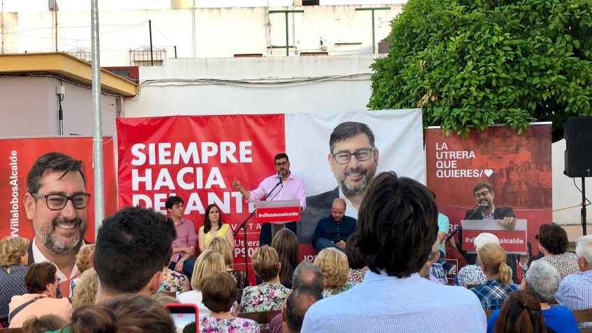 ELECCIONES 2019:Tres grandes aparcamientos  y finalización del carril bici, principales promesas de Villalobos en materia de movilidad
