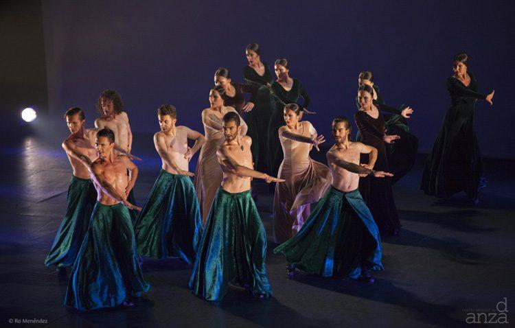 El Centro Andaluz de Danza llega a Utrera con el espectáculo «Amalgama»