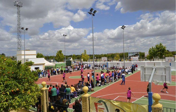 El Club Baloncesto Utrera organiza un torneo 3×3 de baloncesto oficial de la Federación Internacional