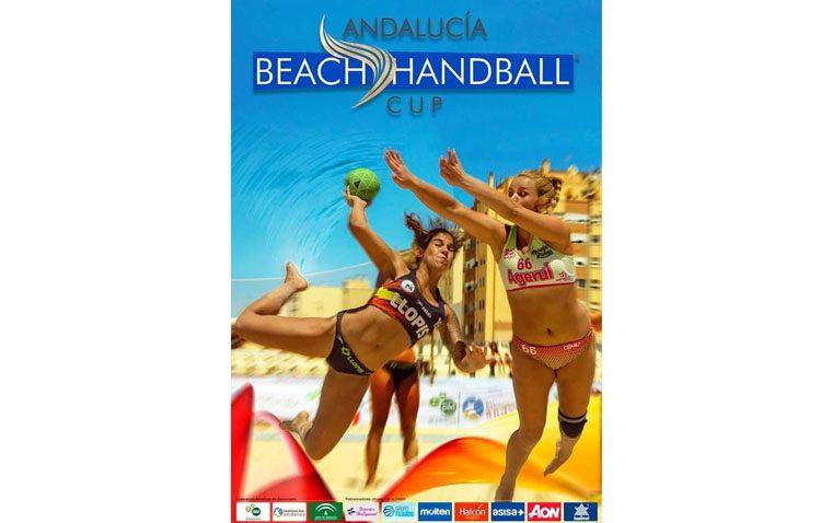 Utrera acoge una nueva edición del campeonato andaluz de balonmano playa