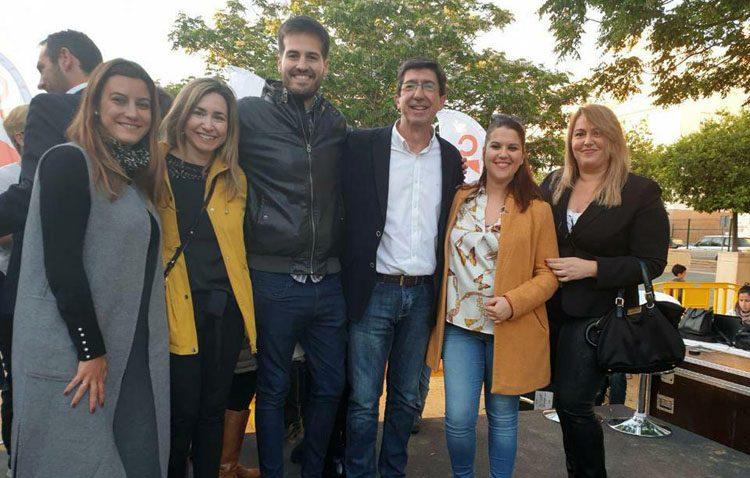 Ciudadanos agradece «los excelentes resultados» obtenidos en Utrera durante las elecciones generales