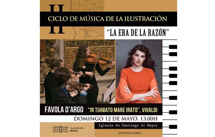 El nuevo ciclo de música de la Ilustración se estrena en la parroquia de Santiago