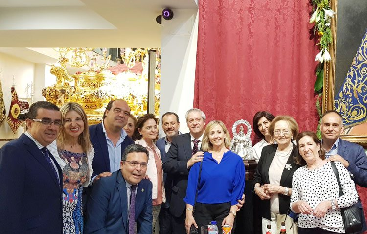 La importancia devocional de la Virgen de Consolación de Utrera protagoniza una especial conferencia en Sevilla