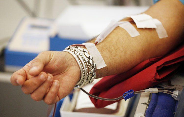 Campaña de donaciones de sangre en El Palmar de Troya