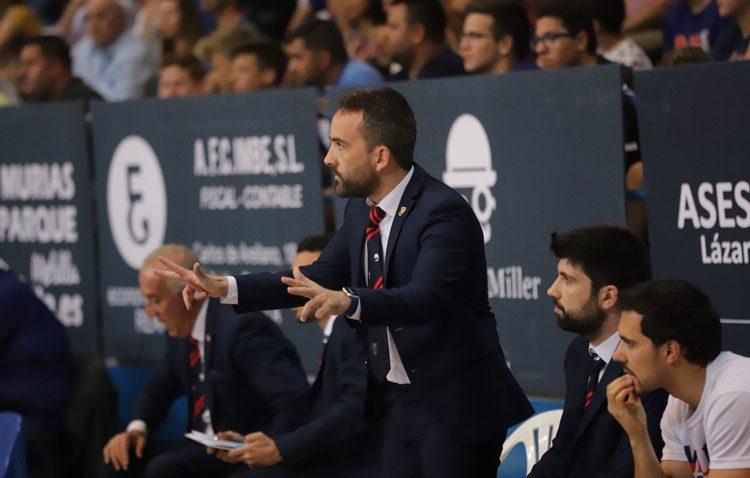 El utrerano Eloy Ramírez, nuevo entrenador del Club Baloncesto Morón