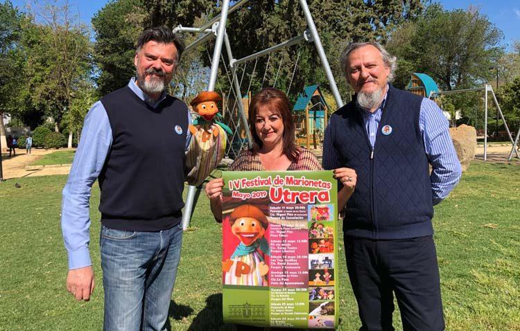 El Festival de Marionetas vuelve a Utrera con ocho representaciones para los más pequeños