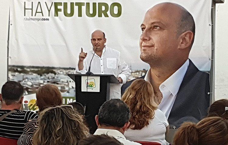 ELECCIONES 2019: El candidato de IU afirma que no pactará con la derecha en Utrera «bajo ningún concepto»