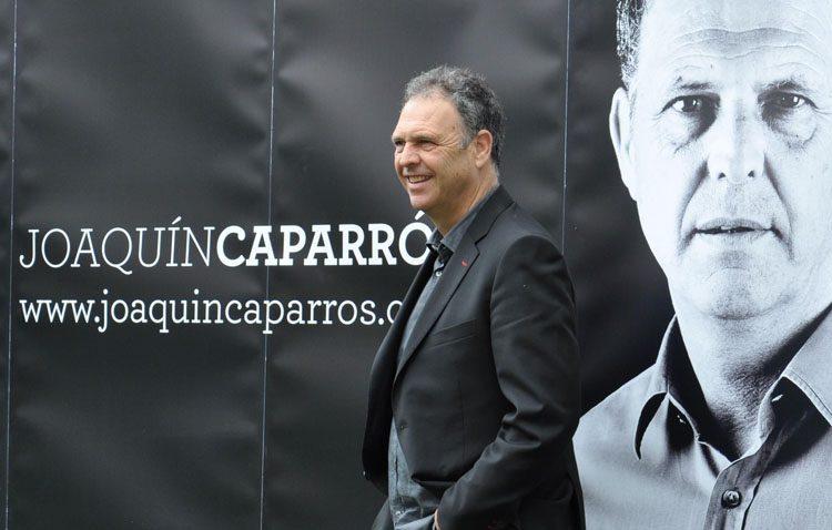 El entrenador utrerano Joaquín Caparrós tendrá su propio campo de fútbol en Cuenca