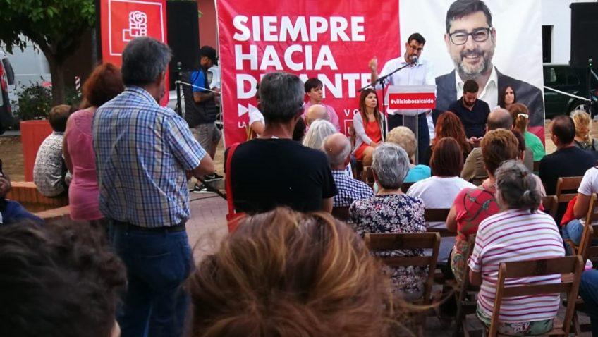 ELECCIONES 2019: José María Villalobos garantiza una nueva ciudad de los niños en la zona sur de Utrera
