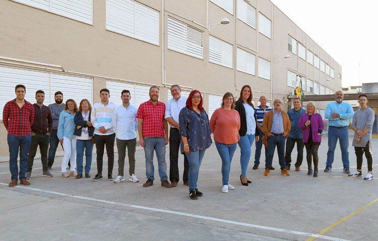 Podemos presenta su candidatura para las elecciones de Utrera y «el programa más participativo de la historia»