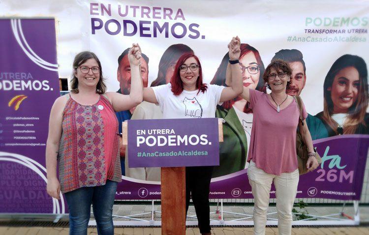 ELECCIONES 2019: Podemos afirma que no pactará con el bloque de derechas ni formará gobierno con el PSOE