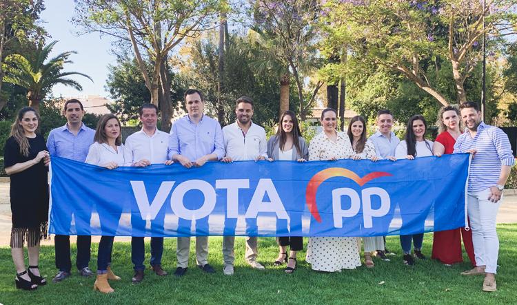 ELECCIONES 2019: El PP apuesta por «el desarrollo económico y la creación de empleo» (VÍDEO)